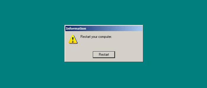 ¿Qué sucede al reiniciar tu ordenador?