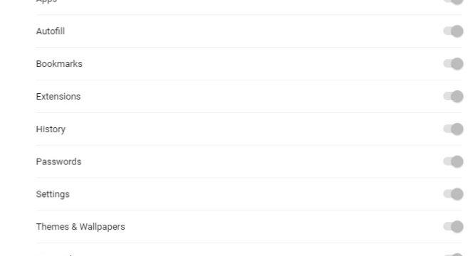 Cómo sincronizar los datos de Google Chrome en varios dispositivos