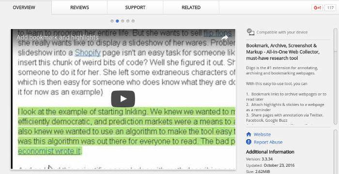 6 de las Mejores Extensiones de Chrome para Anotar Texto en la Web