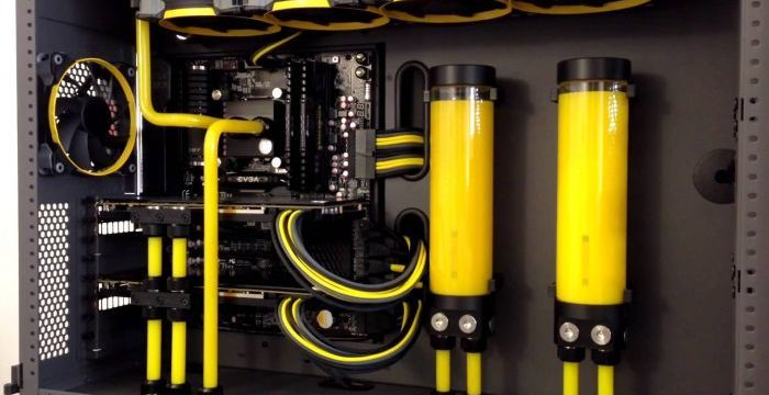 Beneficios y las desventajas del enfriamiento por líquido de la CPU