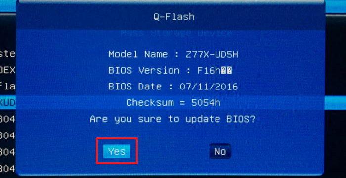 Cómo actualizar la BIOS de tu PC y por qué podrías querer hacerlo