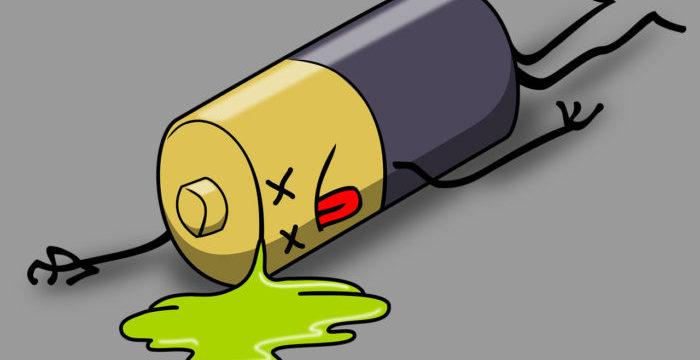 El estado de la batería no es relevante para el estado de tu smartphone