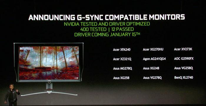 ¿G-Sync lo vale en 2019? Todo lo que necesitas saber sobre G-Sync de Nvidia
