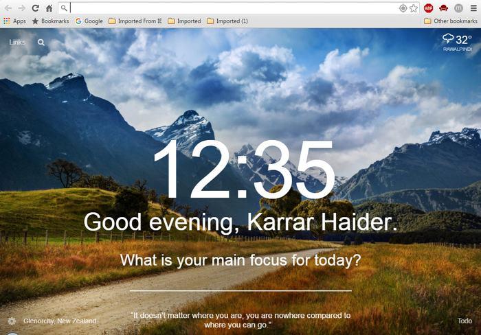 5 Extensiones de Chrome para una página de nuevas pestañas motivacionalesSi no estás aprovechando al máximo la nueva página de pestañas, aquí tienes cinco extensiones de Chrome para darte una nueva página de pestañas motivacional y un aumento de la productividad.