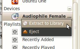 Cómo copiar CD de audio en Linux