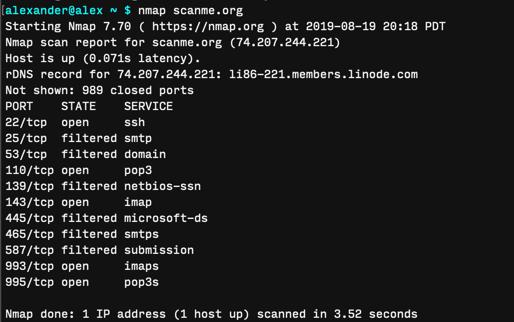 Cómo escanear su red local con Terminal en macOS