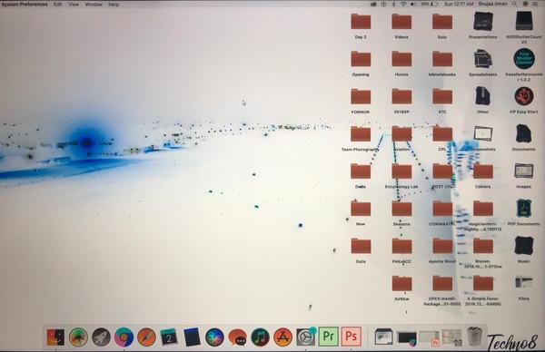 Cómo invertir los colores de la pantalla de tu Mac