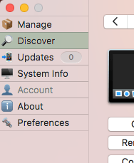 Uso de mySIMBL para la personalización de Deep macOS