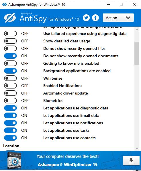 5 Herramientas útiles para administrar la configuración de telemetría y mejorar la privacidad en Windows 10