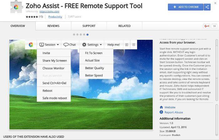 4 de las Mejores Extensiones de Escritorio Remoto para ChromeProbablemente no sepas que puedes conectarte a ordenadores de forma remota usando Google Chrome. Echa un vistazo a las mejores extensiones de escritorio remoto para Chrome aquí.