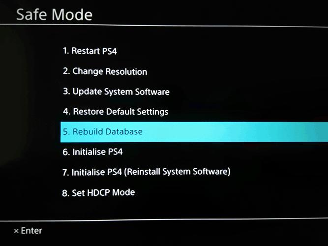 Cómo arreglar los datos dañados en tu PS4