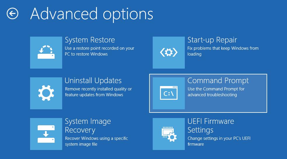 Cómo convertir la BIOS heredada a UEFI en Windows 10