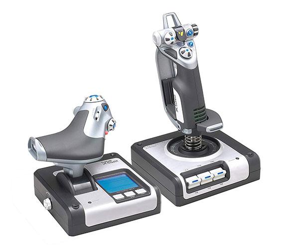Cómo elegir sus primeros HOTAS para Simuladores de Vuelo con PCSi está empezando a jugar a los simuladores de vuelo, ¿cuándo debería obtener un HOTAS? ¿Y cuáles valen la pena comprar hoy? Vamos a averiguarlo aquí.