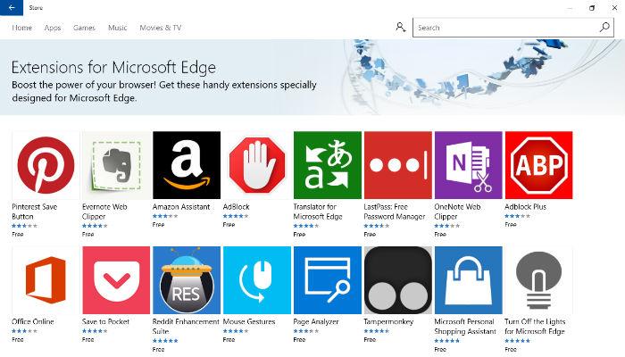 Las mejores extensiones de Microsoft Edge que se pueden obtener ahora mismoMicrosoft Edge ahora admite extensiones con la actualización de Windows 10 Anniversary. Aquí están algunas de las mejores extensiones de Microsoft Edge que puede probar ahora mismo.
