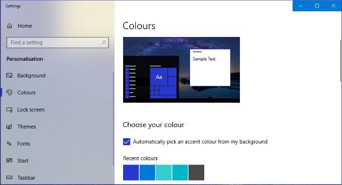 Cómo establecer el fondo de pantalla de Daily Bing como fondo de escritorio de Windows