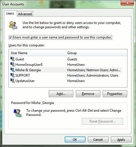Cómo omitir la pantalla de bienvenida de Windows 7 e iniciar sesión automáticamente en el arranque