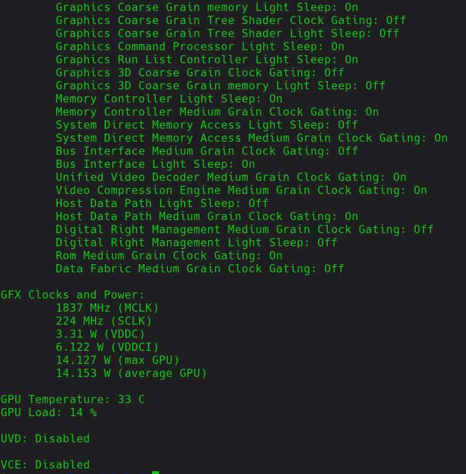 Como Overclockear tu GPU AMD con AMDGPU en Linux