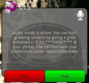 Cómo tomar capturas de pantalla en su teléfono Android (sólo para teléfonos con conexión a Internet)