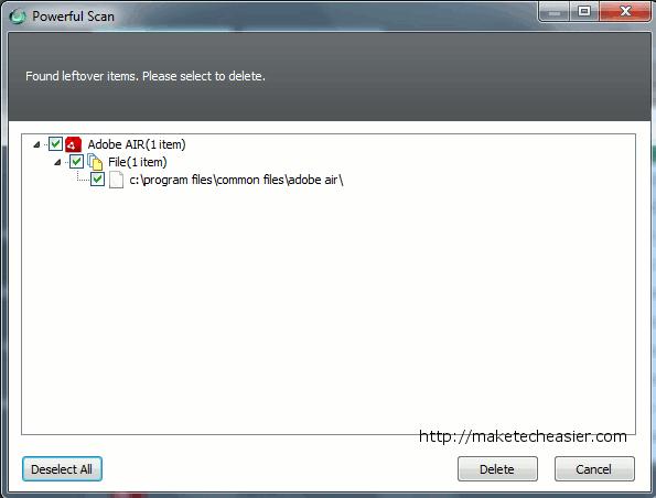 Desinstalador de IOBit: Una herramienta portátil y práctica para eliminar completamente programas no deseados