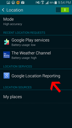 Cómo detener la grabación de Google en tu dispositivo iOS/Android