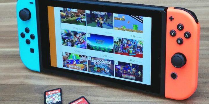 Cómo mover juegos de Nintendo Switch a una tarjeta SD