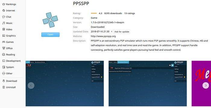 Cómo jugar a juegos de PSP en Linux con PPSSPP