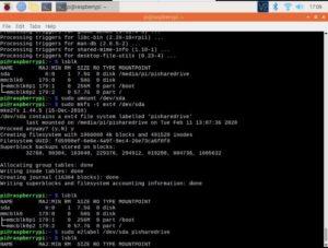 Cómo construir un servidor NAS con Raspberry Pi