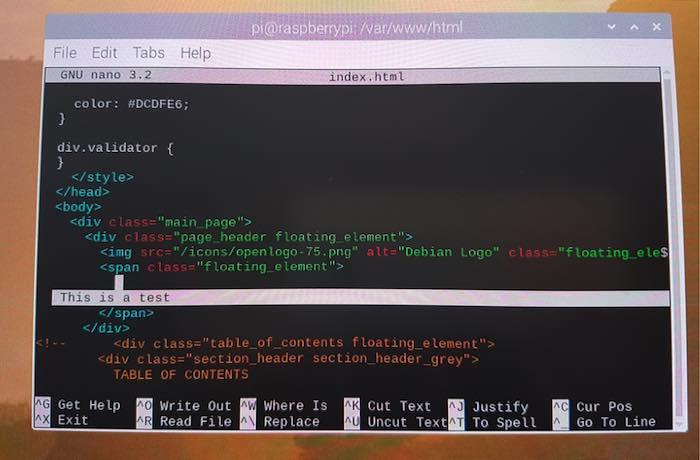 Cómo convertir tu Raspberry Pi en un servidor web personal